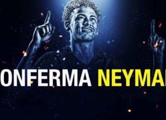 Calciomercato Juventus Neymar