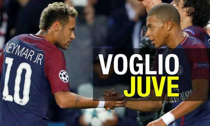 Juventus Neymar