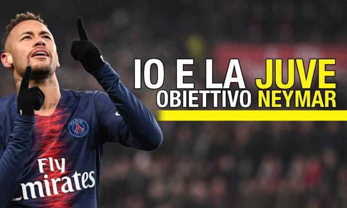Neymar Juventus