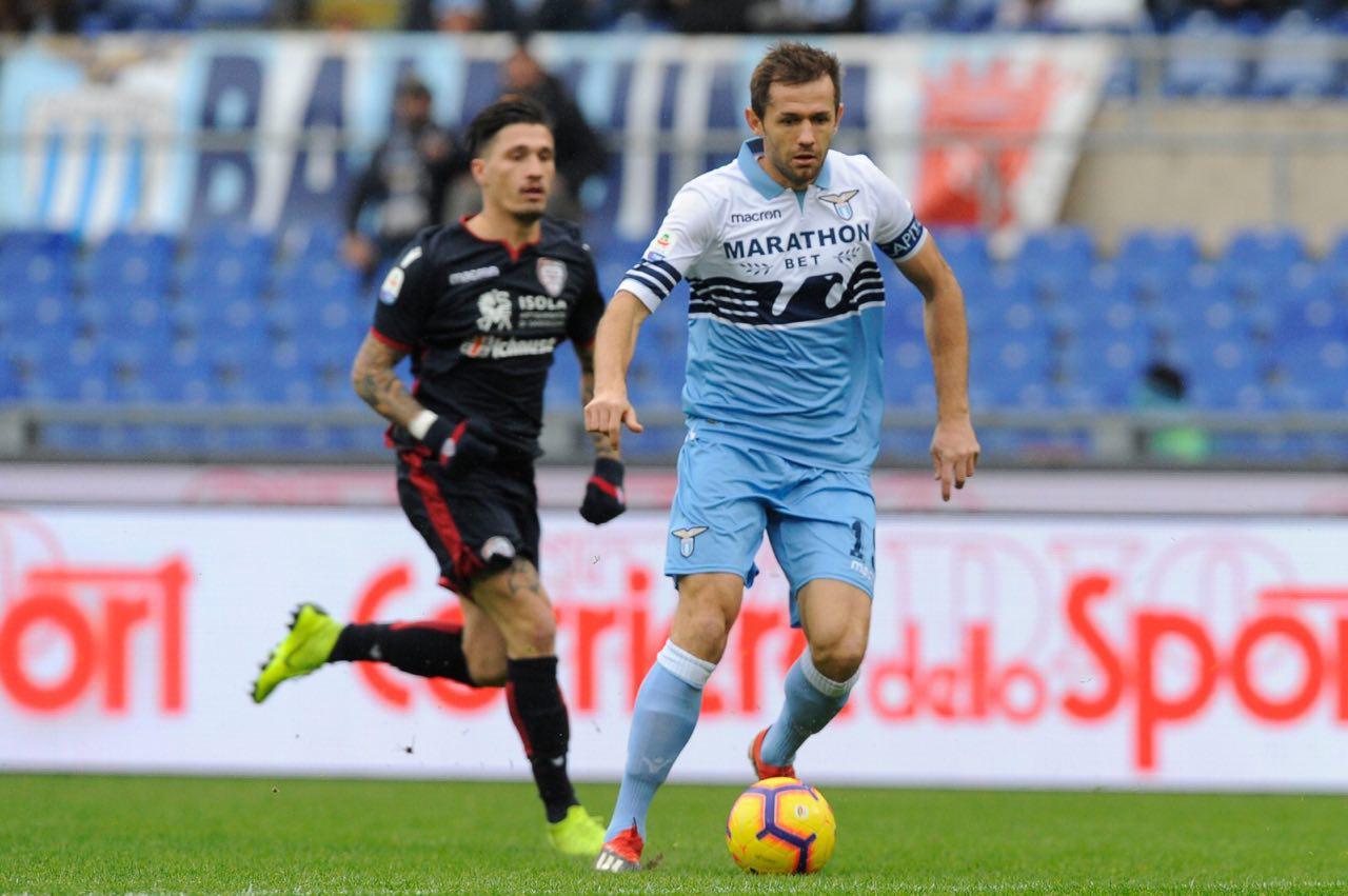 Senad Lulic verso il recupero: il Capitano pronto a rinnovare con la Lazio