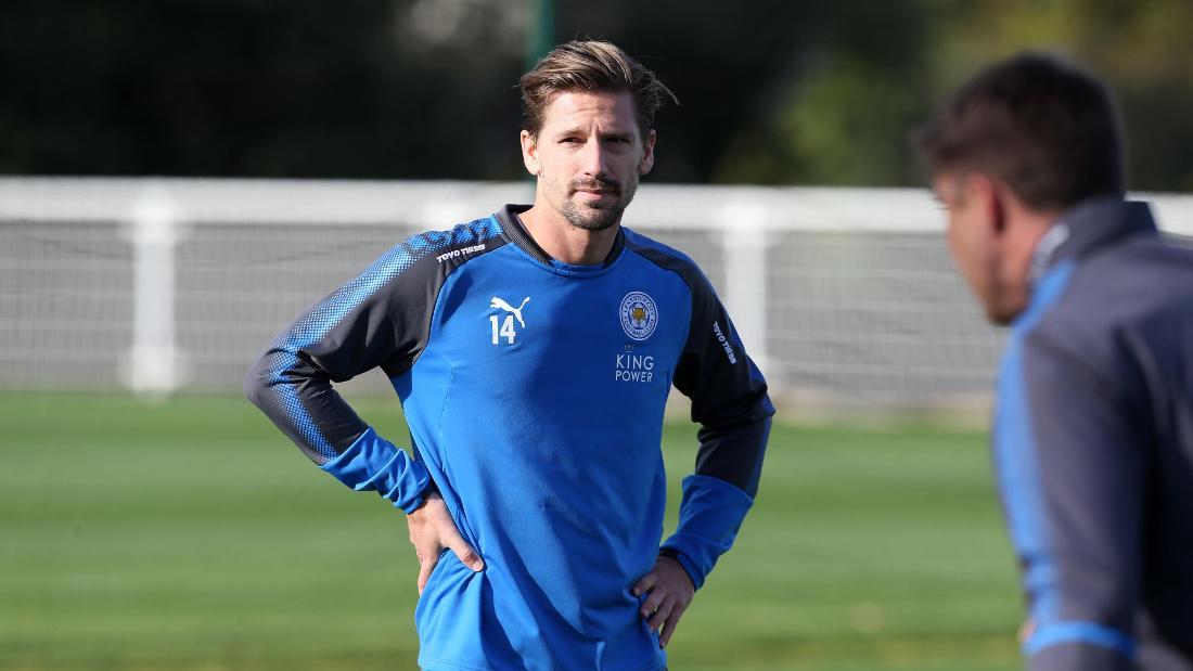 Adrien Silva, centrocampista del Leicester