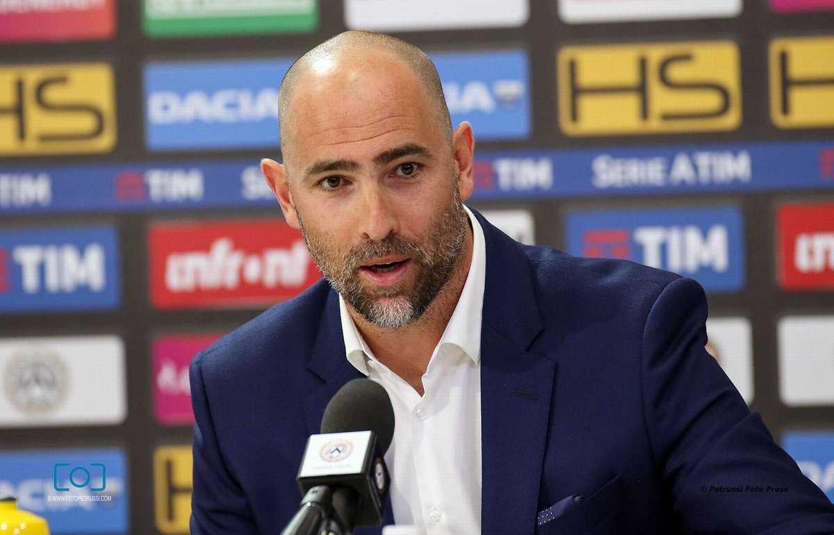 Udinese-Milan, Tudor commenta soddisfatto