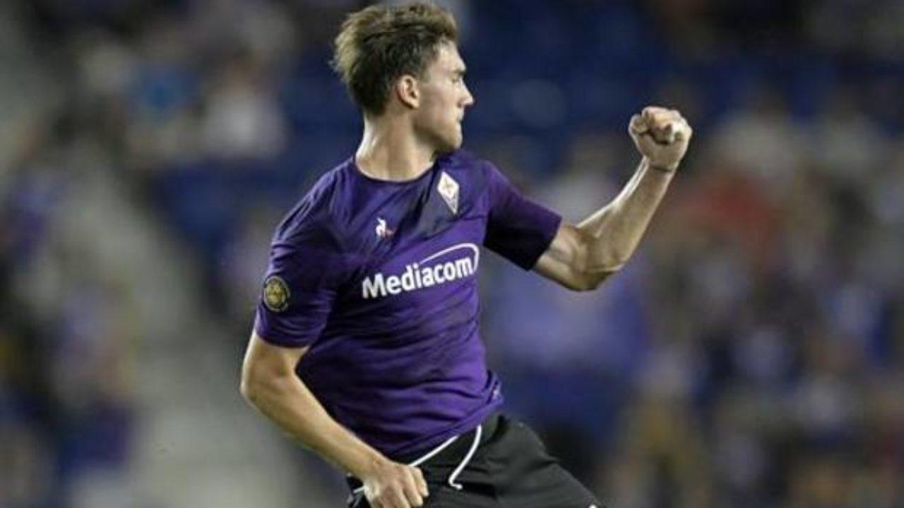 Fiorentina, il Coronavirus non si ferma: positivo Vlahovic