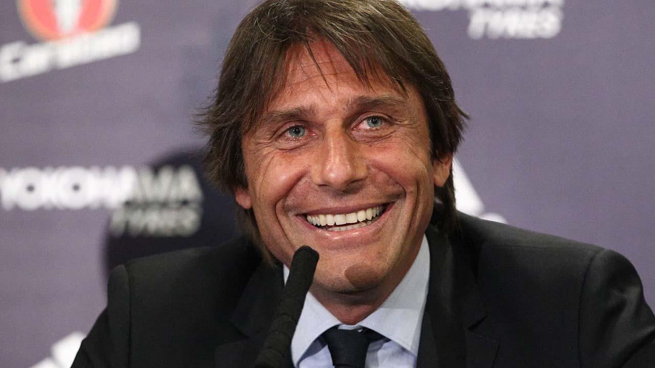 Antonio Conte allenatore dell'Inter