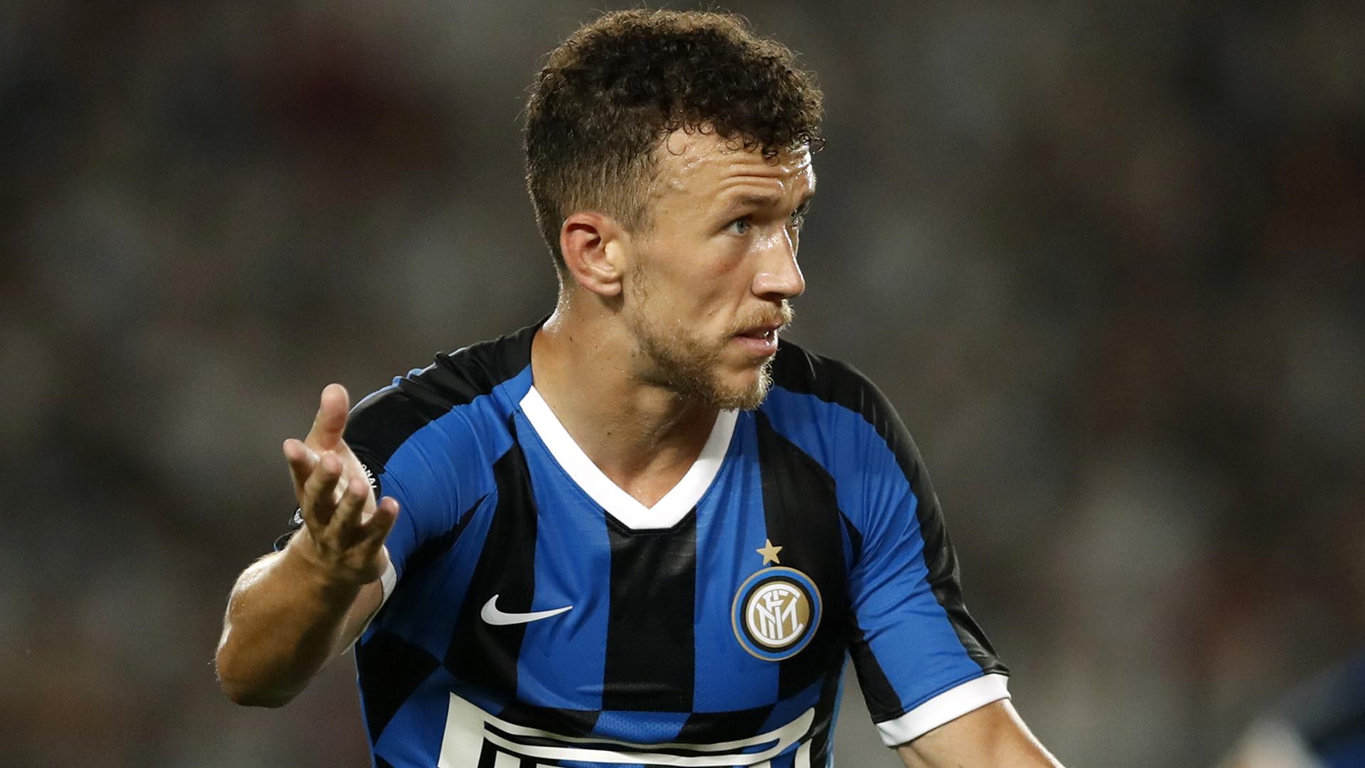 Ivan Perisic, attaccante dell'Inter