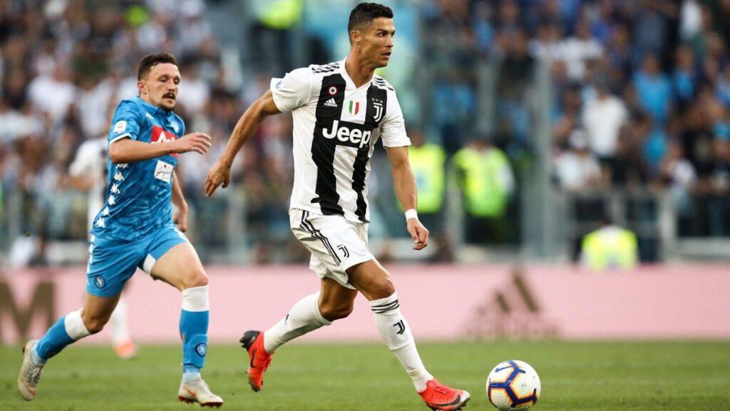 Juventus Napoli Diretta Live Streaming Gratis Come Vedere La Gara In Tv E Online