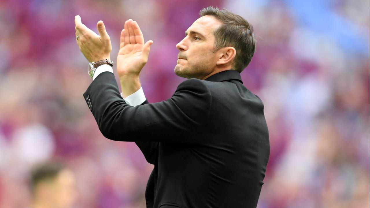 Franck Lampard, tecnico del Chelsea