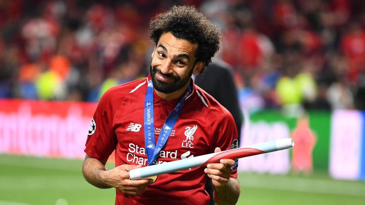 Mohamed Salah, attaccante del Liverpool