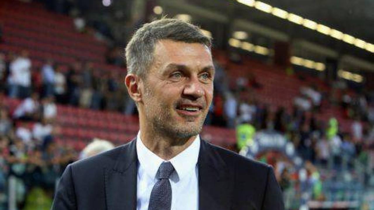 Maldini dirigente del Milan