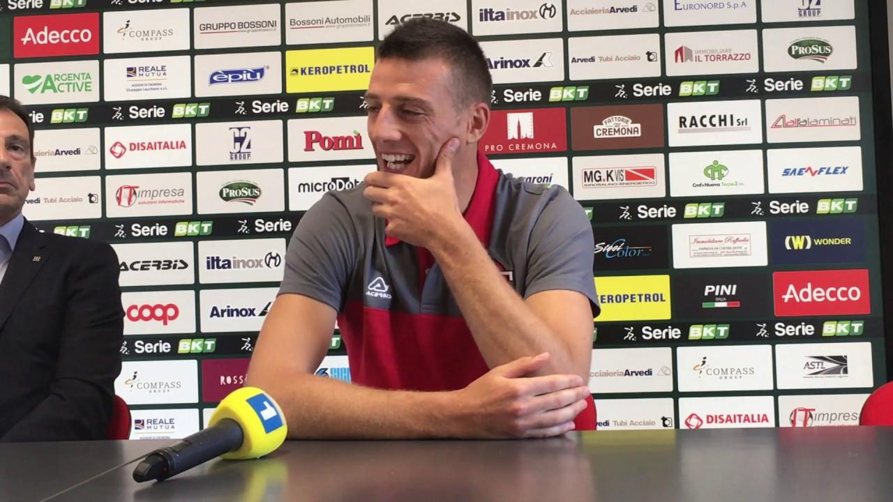 Daniel Ciofani, attaccante del Bari