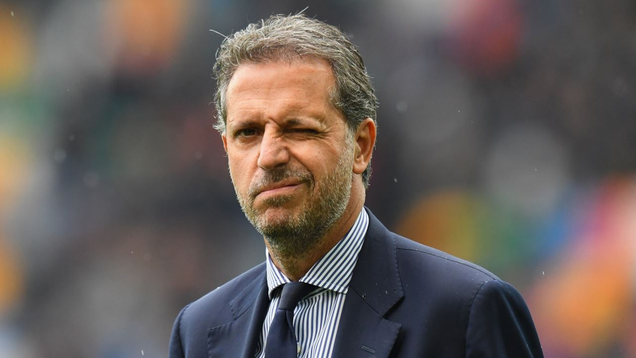 Fabio Paratici della Juventus