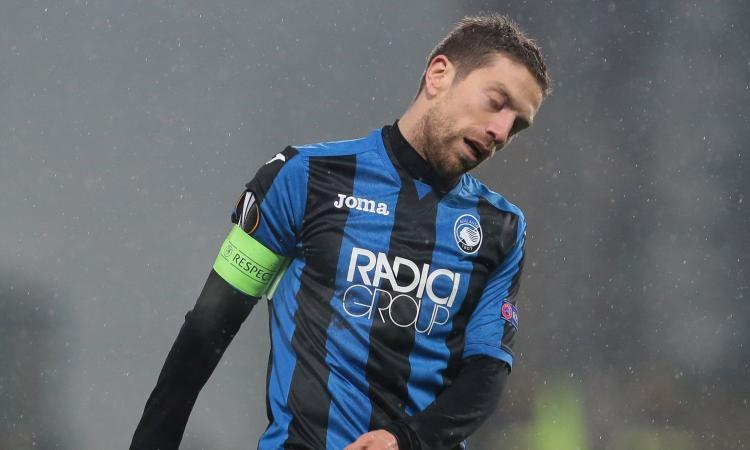Alejandro Gomez, attaccante dell'Atalanta