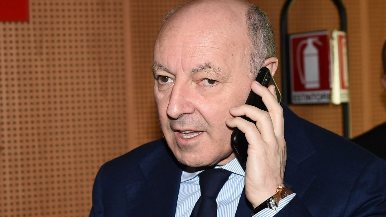 Giuseppe Marotta, amministratore delegato dell'Inter