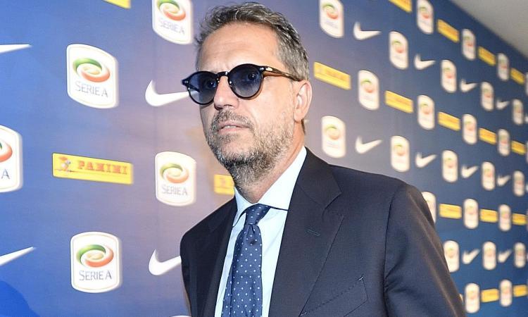 Paratici, CFO della Juventus