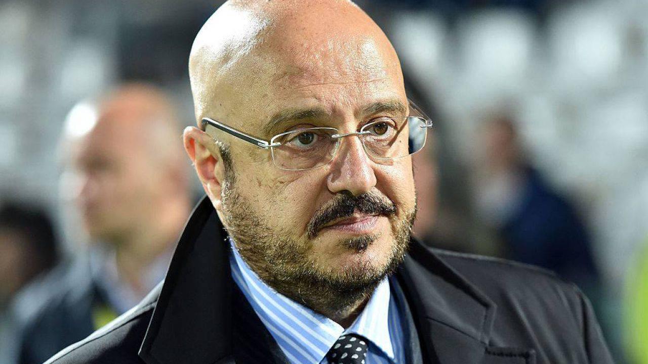 Pierpaolo Marino, dirigente dell'Udinese