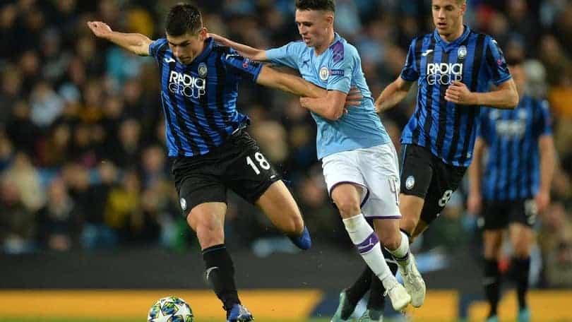 Manchester City Atalanta