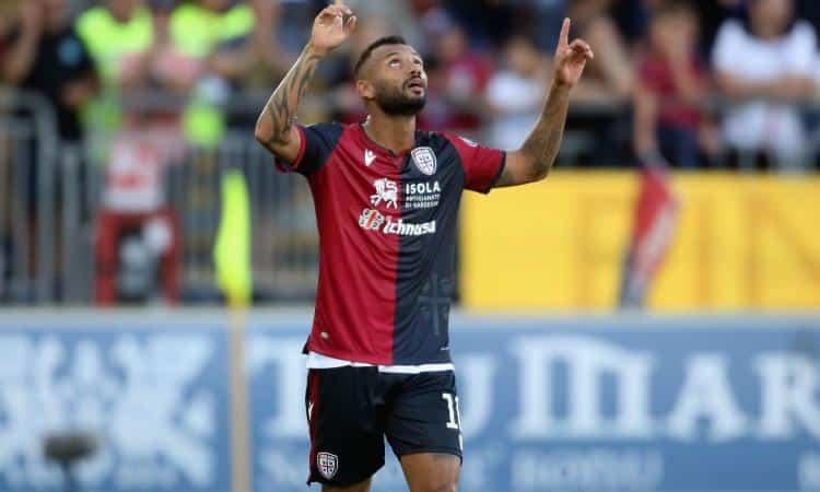 Joao Pedro attaccante del Cagliari