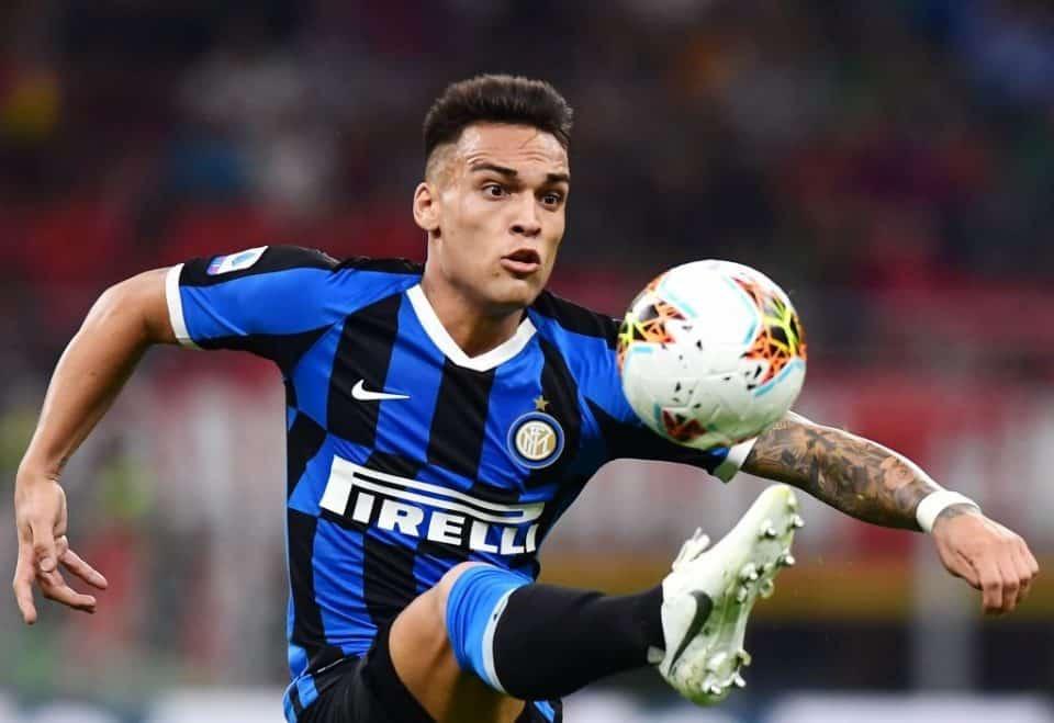Lautaro Martinez, attaccante dell'Inter