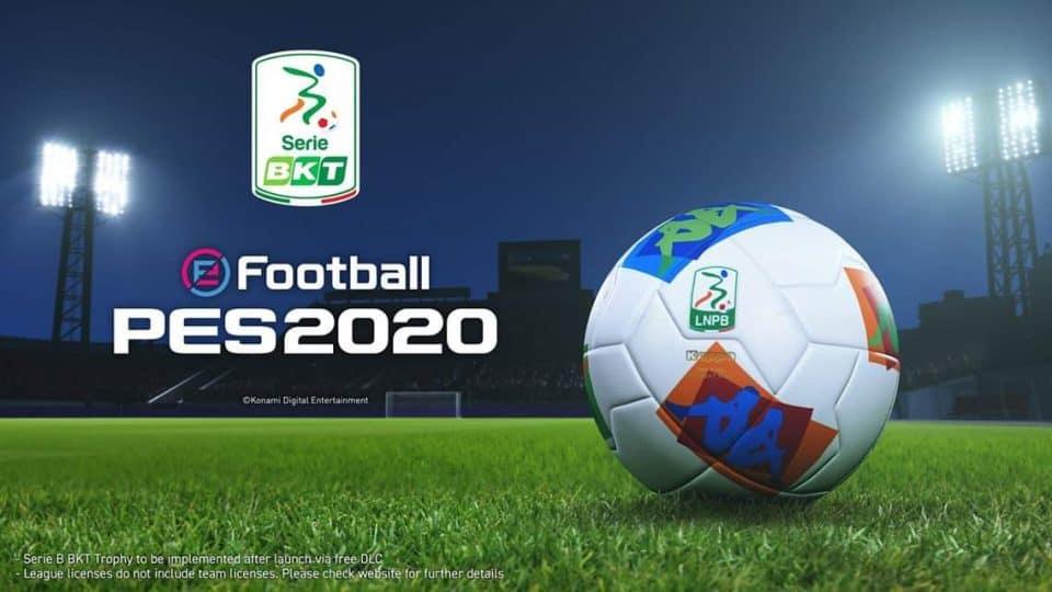 Serie B Pes 2020