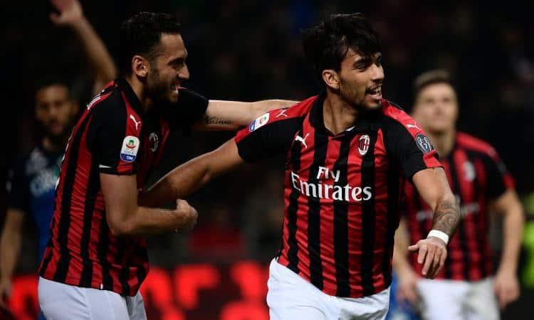 Paquetà attaccante del Milan