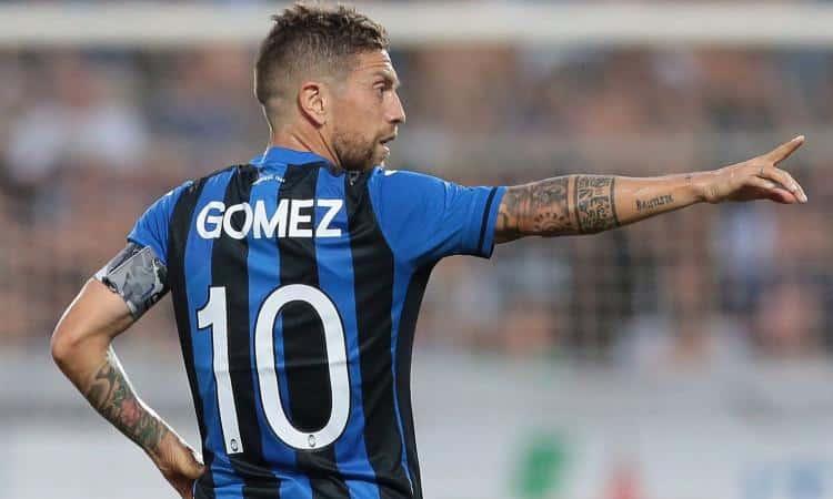 Papu Gomez, attaccante dell'Atalanta