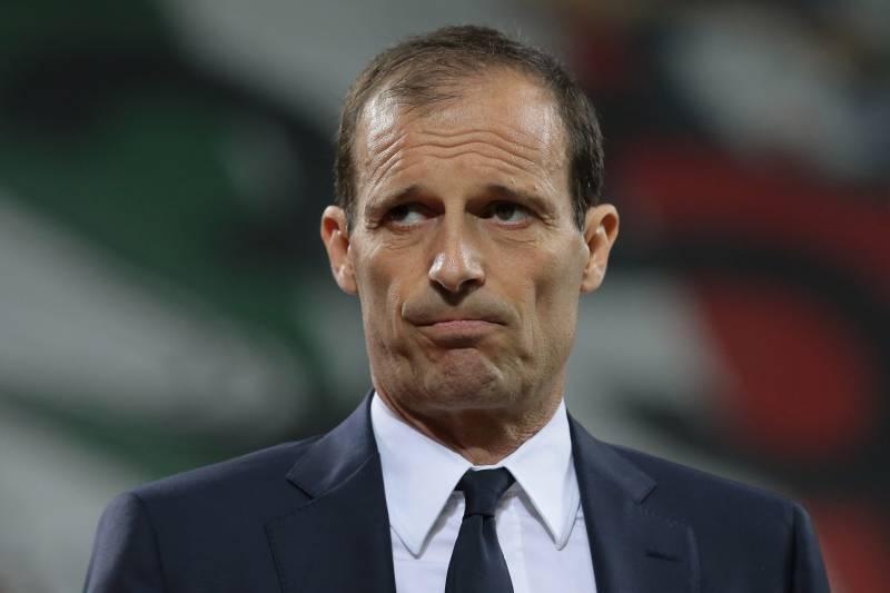 Massimiliano Allegri, ex allenatore della Juventus