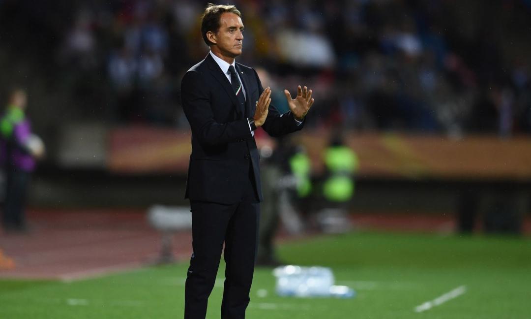 Mancini ct della Nazionale
