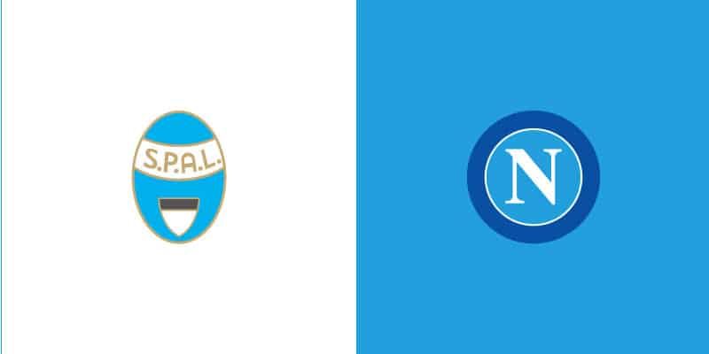 Spal Napoli streaming