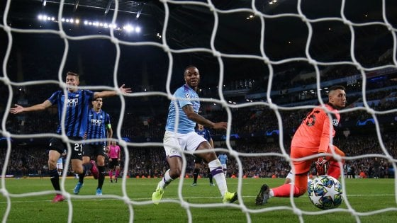 Atalanta Manchester City