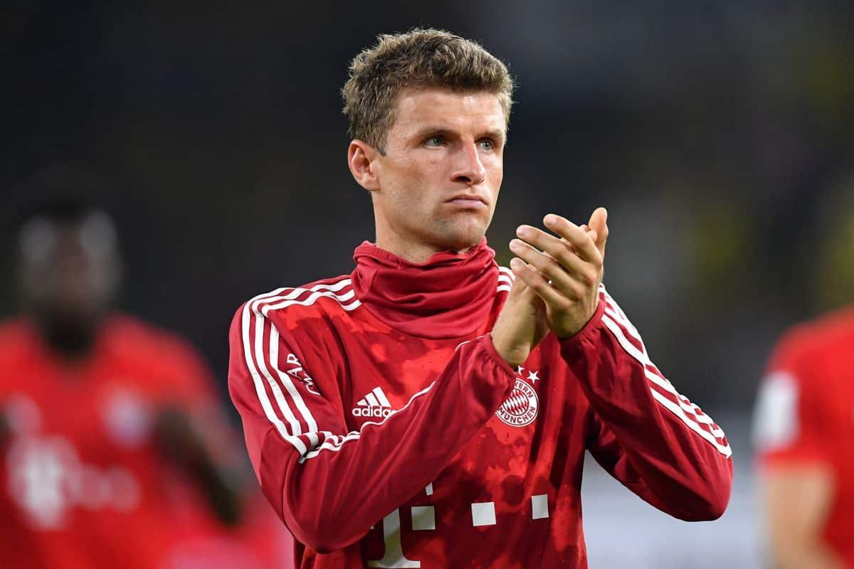 Bayern Monaco, Thomas Muller pronto a rinnovare fino al 2023