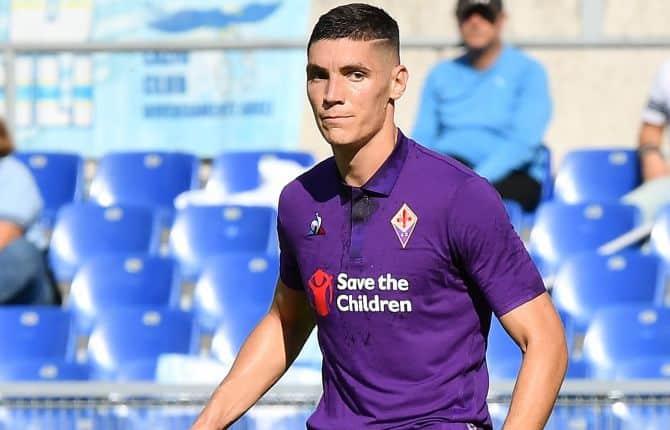Nikola Milenkovic difensore della Fiorentina