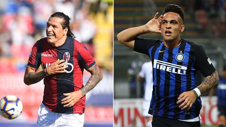 Bologna Inter streaming