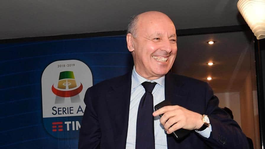 Calciomercato Inter Beppe Marotta