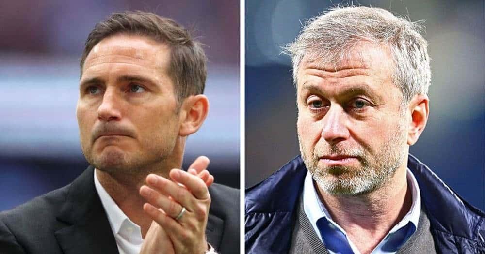 Lampard e Abramovich