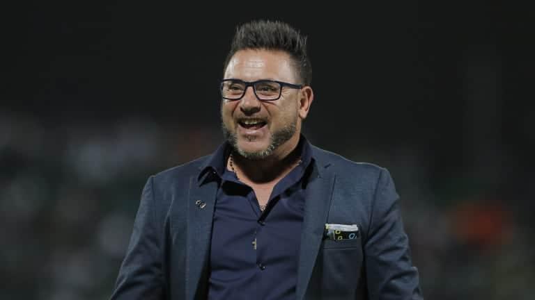 Mohamed allenatore del Monterrey