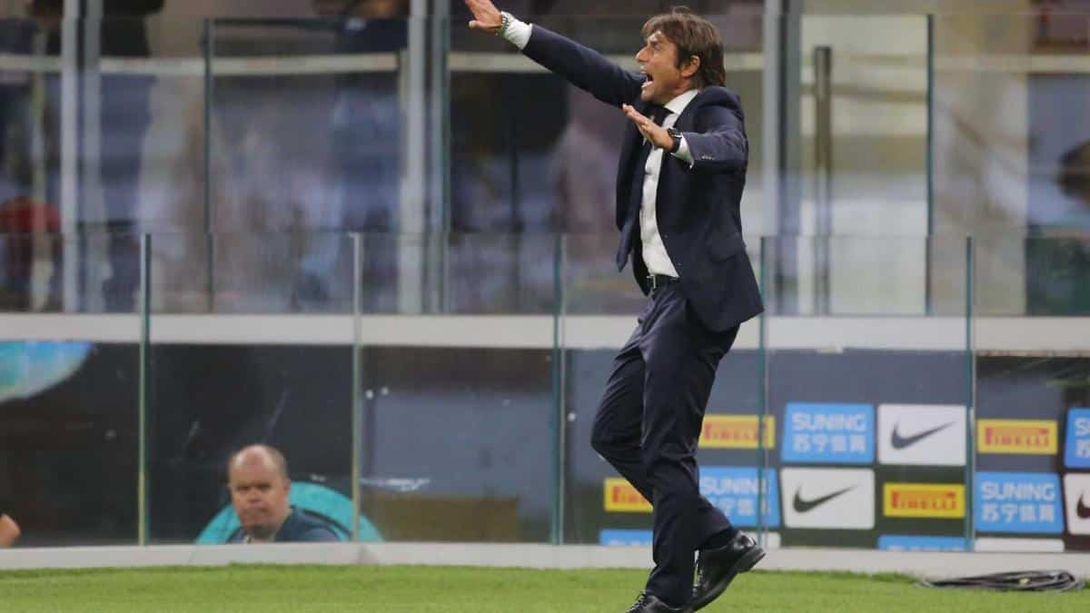 Antonio Conte, tecnico dell'Inter