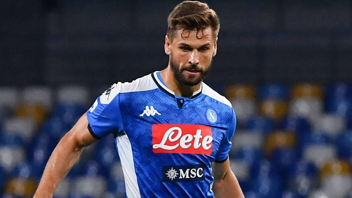 Llorente attaccante del Napoli