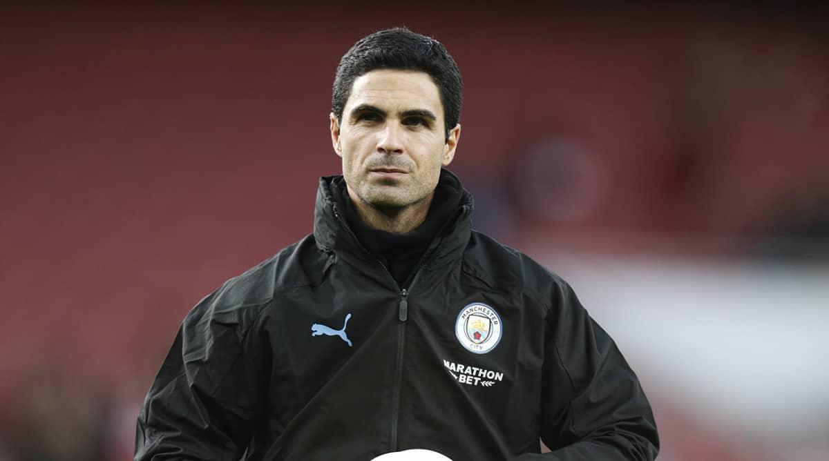 Mikel Arteta, allenatore dell'Arsenal