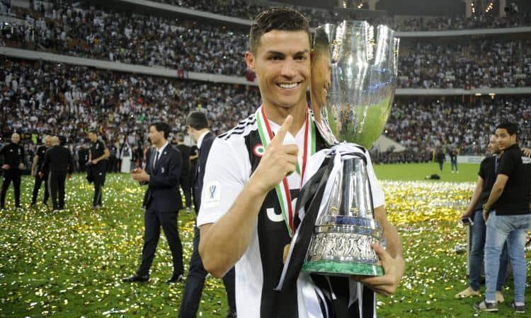 Ronaldo carica la Juventus
