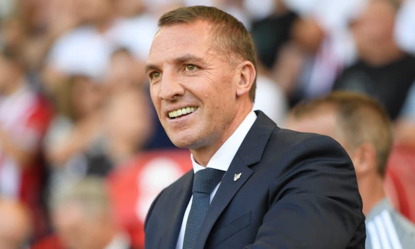 Brendan Rodgers, tecnico del Leicester