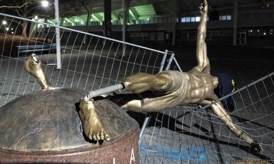 Statua Ibrahimovic