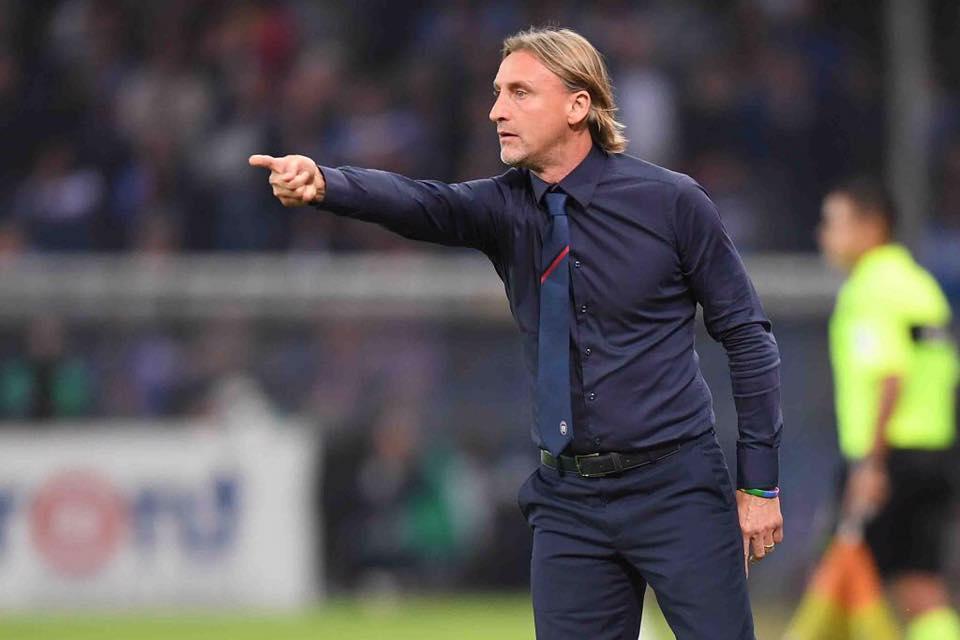 Davide Nicola, ex allenatore di Crotone e Genoa