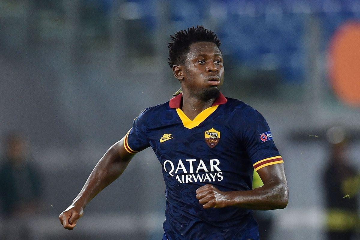 Amadou Diawara centrocampista della Roma