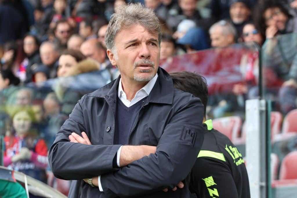Marco Baroni, allenatore della Reggina