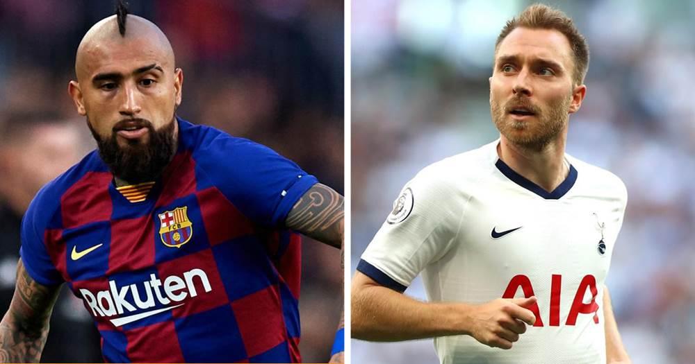 Vidal e Eriksen