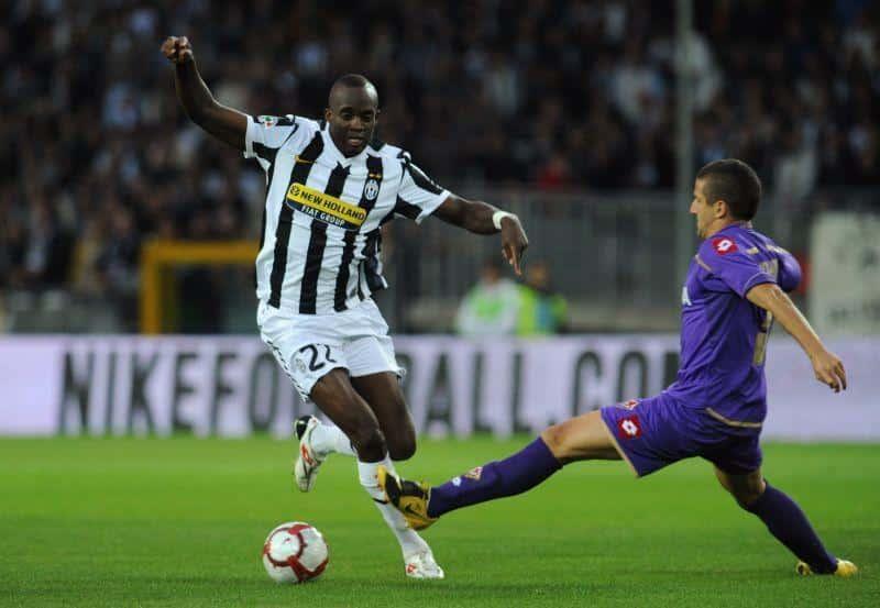 Momo Sissoko. ex Juventus