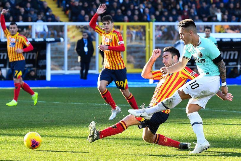Lecce-Inter 1-1