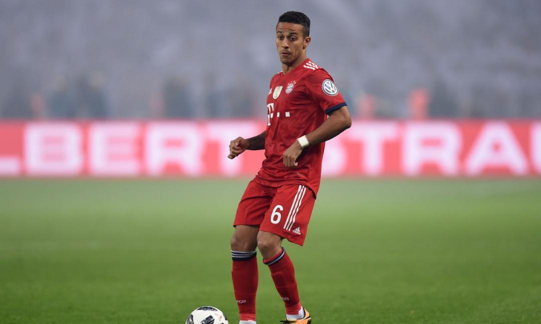 Bayern Monaco, Thiago Alcantara rinnova