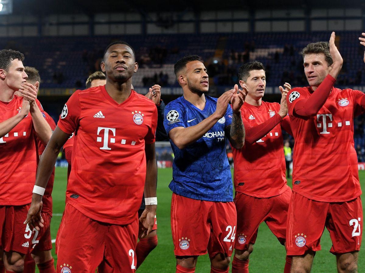 Bayern Schalke 2020
