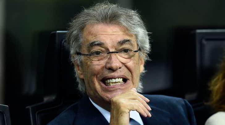 Massimo Moratti ex Inter